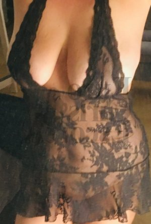 Christianne massage parlor & live escort