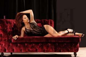 Tahicia nuru massage in Anderson and escort girl