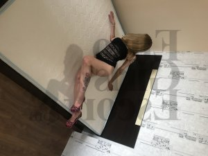 Rhiannon erotic massage in Atchison