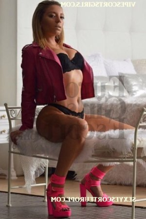 Francinette nuru massage in Bluefield, escort