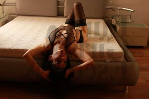 Alexia erotic massage in Fresno